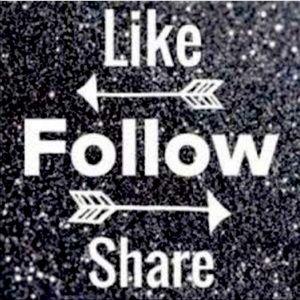 Follow, Like & Share!!